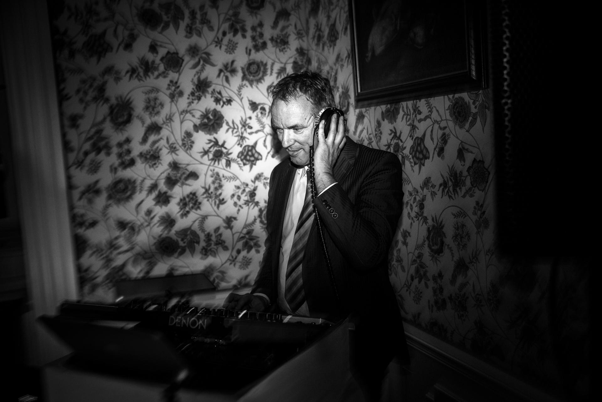 DJ Jörg Schirrey